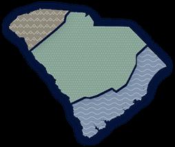 South Carolina Tourism Official Site South Carolina Vacations - South carolina towns map